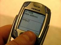 携帯インターネット