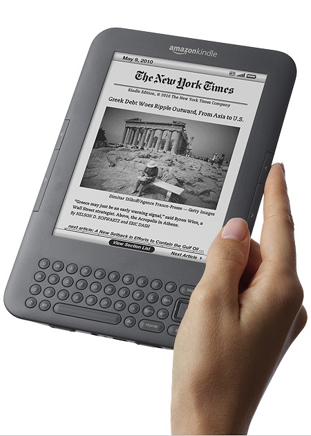 ↑ 廉価版「Kindle Wi-Fi」
