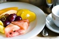 フルーツな朝食