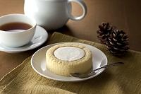 プレミアム栗と芋のロールケーキ