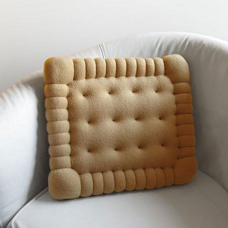 ↑ クッキークッション