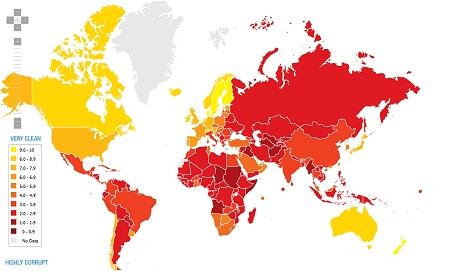 ↑ 世界地図による展開。公式サイトより