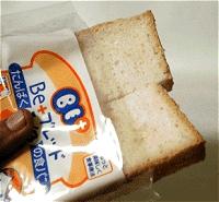 Be+ブレッド たんぱく1/3の食パン