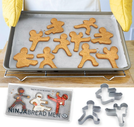 ↑ Ninja Cookie Cutters