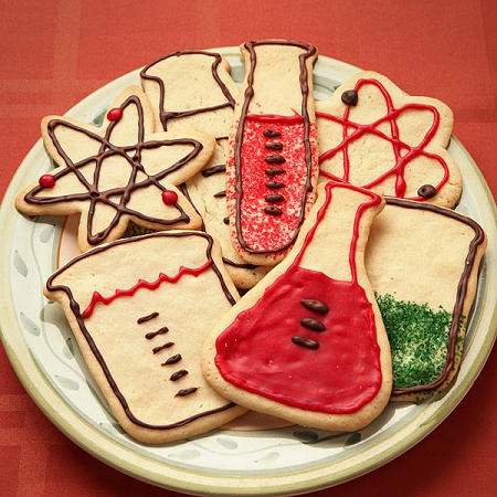 ↑ Labcutter Science Cookie Cutters