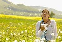 花粉とくしゃみ