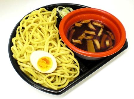 ↑ つけ麺発祥の店「中野大勝軒」監修のつけめん(あつもり)