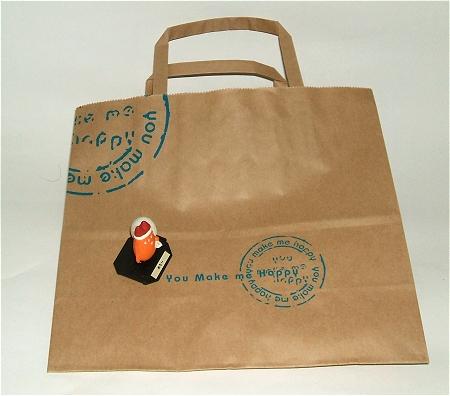 「ウチカフェスイーツ」専用の袋