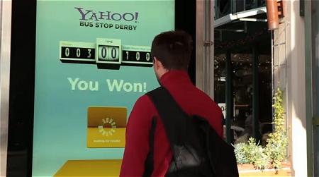 ↑ Yahoo Bus Stop Derby。