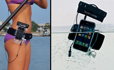 ↑ Waterproof iPhone Case