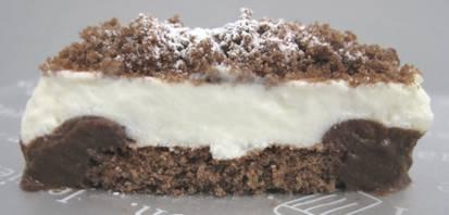 ↑ シェリエドルチェ 天使のチーズケーキ ショコラ