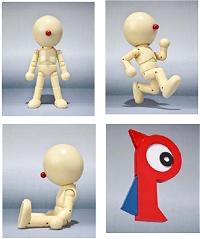 『ROBOT魂 コピーロボット(1号)』