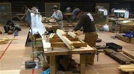 ↑ 2009年に兵庫で開催された第25回の様子。