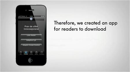 ↑ まずはスマートフォン用のアプリを作成し、誰もが入手できるようにする