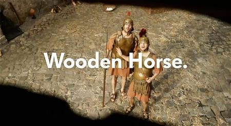 ↑ Volkswagen: Trojan Horse。