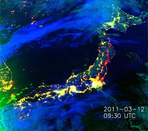 ↑ 2011年3月12日18時30分(日本時間)