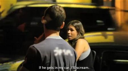 ↑ 「あんな酔った人に運転代行なんてさせたくないわヨ」「あんた、私の車に入ったら大声で叫ぶわよ」強烈な拒否反応