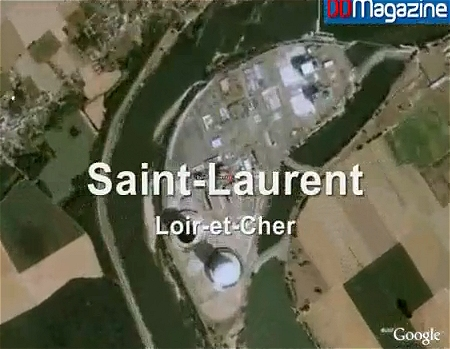 ↑ 少々古いが、Google Mapを基にフランス国内の原発巡りをしている動画