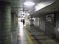 東京メトロ構内