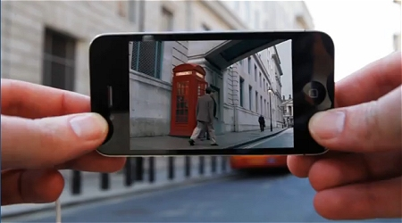 ↑ Augmented Reality Cinema。