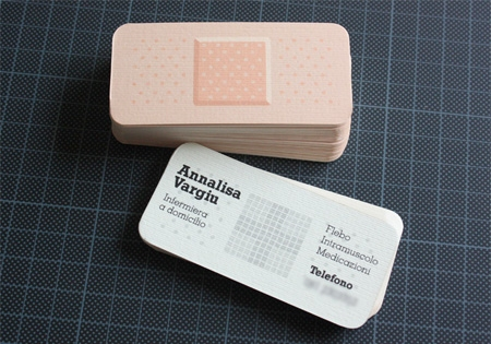 ↑ Annalisa Vargiu Business Card