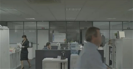 ↑ office。