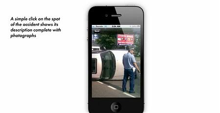 ↑ 実際の事故の状況もデータ化されている