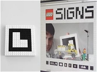 Lego Signs - Augmented Reality