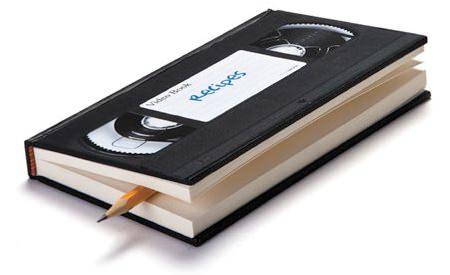 ↑ VHS Notebook