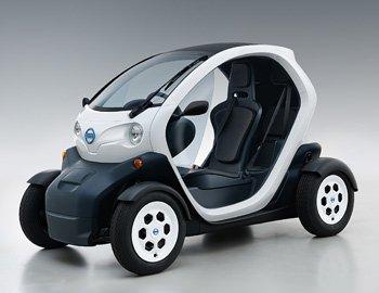 ↑ リリース掲載の「NISSAN New Mobility CONCEPT」