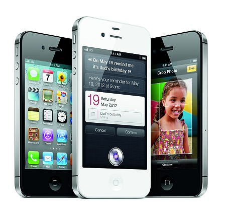 ↑ 「iPhone 4S」