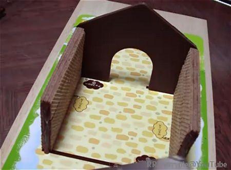 ↑ meiji - ミルクチョコレートの家 (chocolate house)