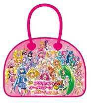 今キャンペーン限定、「映画 プリキュアオールスターズNew Stage みらいのともだち」のオリジナルバッグ
