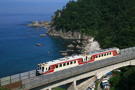 ↑ 三陸鉄道