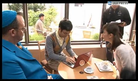 ↑ 実写版ドラえもんに関する取材レポート公式動画(時事通信社)