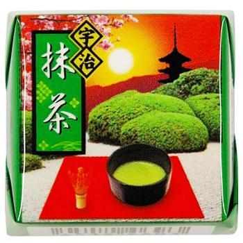 ↑ チロルチョコ〈宇治抹茶〉
