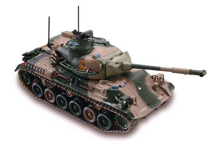↑ 陸上自衛隊・61式戦車(2号付録)