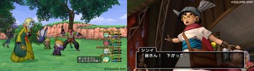 ↑ 『ドラゴンクエストX 目覚めし五つの種族 オンライン』(イメージ画像)
