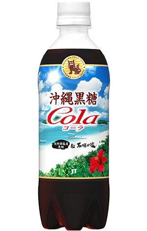 ↑ 沖縄黒糖コーラ