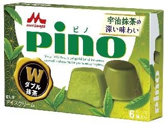 ↑ ピノ ダブル抹茶