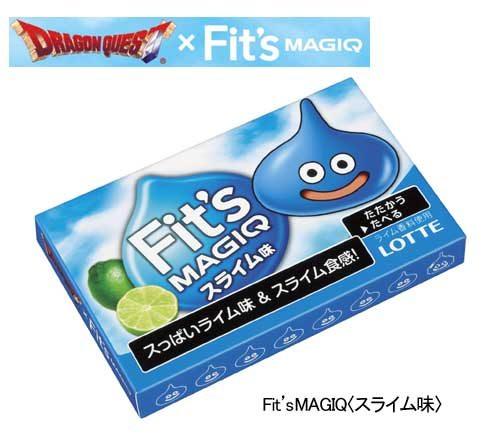 ↑ Fit's MAGIQ〈スライム味〉
