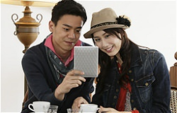 kobo Touch利用スタイル