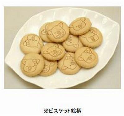 ↑ コアラのマーチビスケット(保存缶)