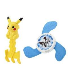 ↑ 「ポケットモンスター」ハッピーセットのおもちゃ一例