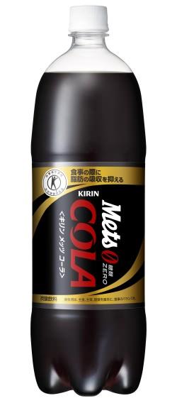 ↑ キリン メッツ コーラ1.5リットルペットボトル