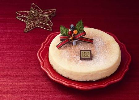 ↑ ぎゅっとクリームチーズケーキ 5号
