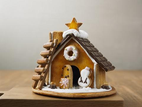 ↑ 自分でつくる お菓子づくりを楽しむヘクセンハウス