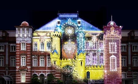 ↑ TOKYO HIKARI VISION(トウキョウ ヒカリ ビジョン)イメージ