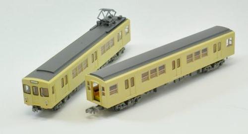 ↑ 鉄道コレクション東武2000系