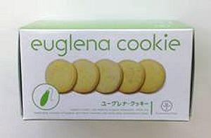 ↑ ユーグレナ・クッキー